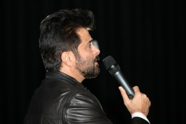 The Kapoor father-daughter duo talk Bollywood in Melbourne!