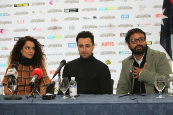 Press Conference at IFFM 2015 3