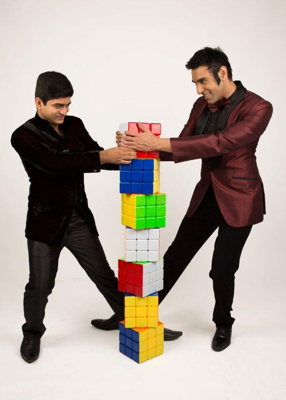 Sandip Soparrkar with Girish Bhatia1