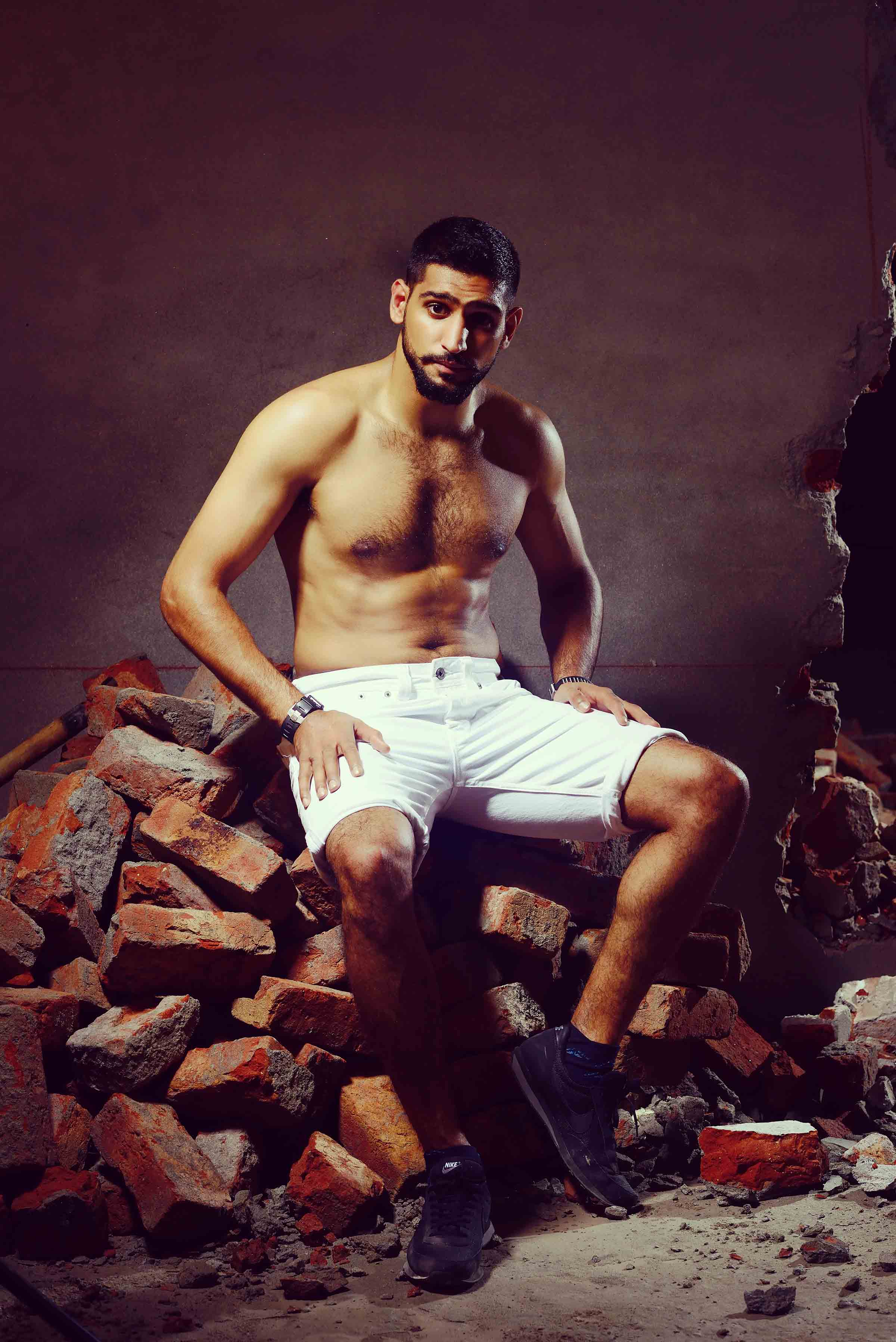 Boxing Champion Amir Khan for Pepe Jeans Pakistan (14)