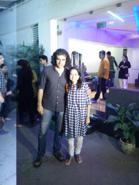 Imtiaz Ali and Anupama Chopra