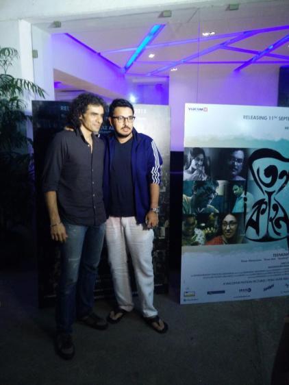 Imtiaz Ali and Dinesh Vijan