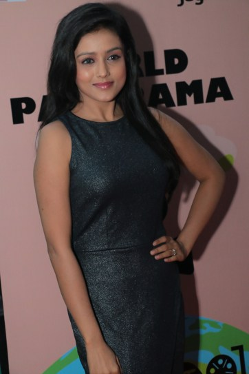 Mishti Chakraborty at the Opening Ceremony of the 6th Jagran Film Festival 2015