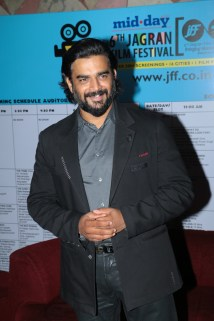 R Madhavan at the Opening Ceremony of the 6th Jagran Film Festival 2015
