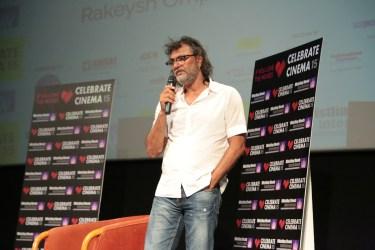 Rakeysh Omprakash Mehra at Whistling Woods Celebrate Cinema