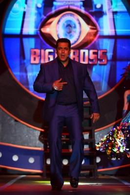 Salman Khan at Big Boss Nau 2
