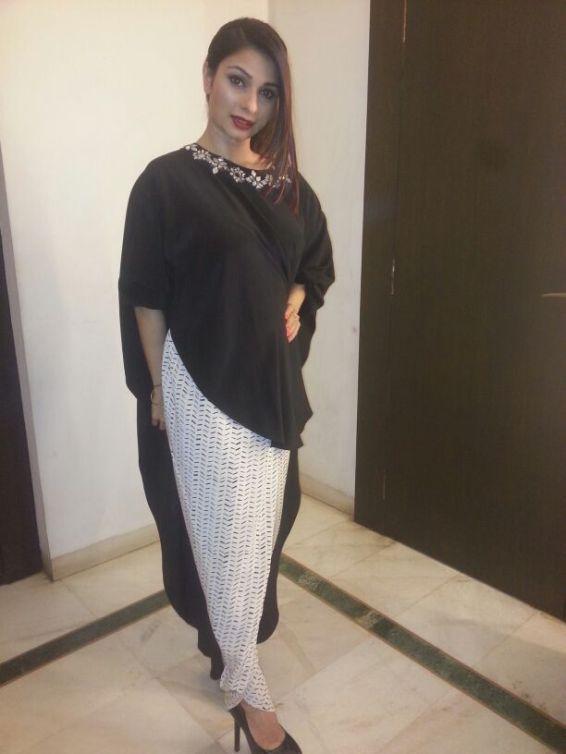 Tanishaa at Payal Singhal