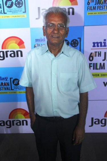 Kundan Shah on Day 3 of Jagran Film Festival_1
