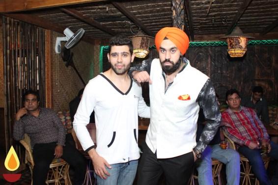 Sahil Kapoor and Ronne Dhingra