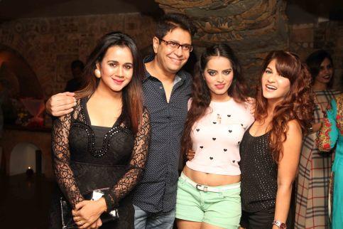 Anand Saxena Birthday Bash12