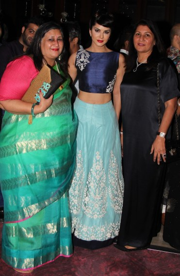 Anshu Khanna, Founder Royal Fables, Sunny Leone & Sadhana Baijal, Managing Partner Royal Fables