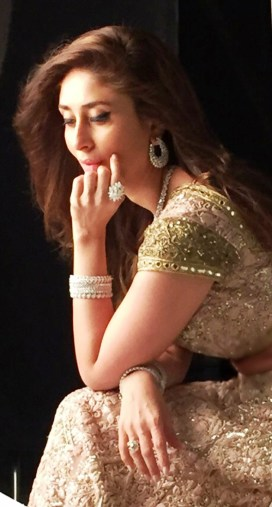 Behind the scenes - Kareena Kapoor in Rimple and Harpreet Narula (2)