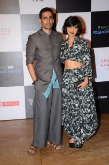 Gulshan Devaiya and Sayani Gupta