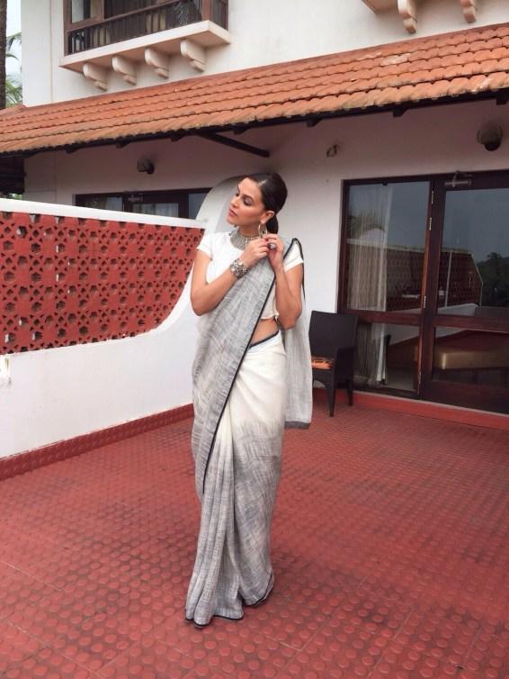 Neha Dhupia in Anavila (2)