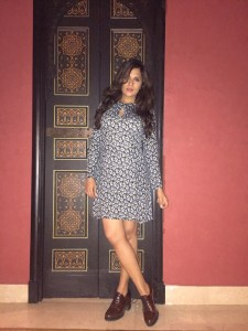 Richa Chadha in Juicy Couture at the Marrakech film Festival - 3
