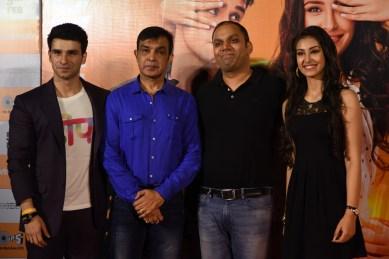 Girish Kumar, Vijay Galani, Vaibhav Mishra and Navneet Dhillon