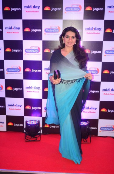 Shaina NC at party hosted by Jagran publication