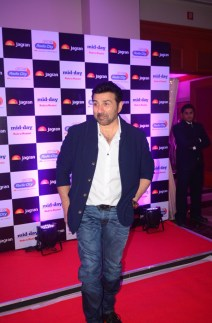 Suuny Deol at party hosted by Jagran publication