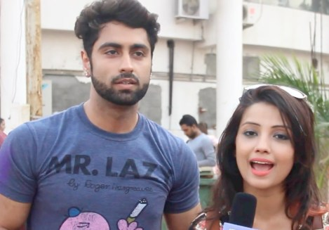ANKIT GERA AND ADAA KHAN