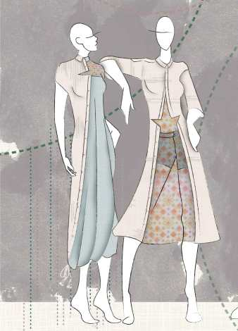 illustration from Pratik and Priyanka