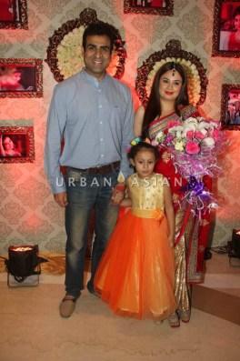 Rohit Sagar and Shalini Kapoor Sagar