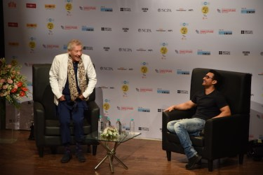 Aamir Khan and Ian Mc Kellen at MAMI film club launch (5)