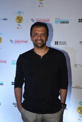 Atul Kasbekar at MAMI film club launch
