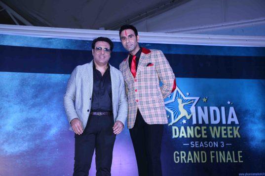 Sandip Soparrkar with Govinda1