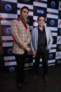 Sandip Soparrkar with Govinda_1