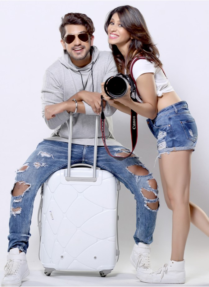 Suyyash Rai & Kishwer Merchant