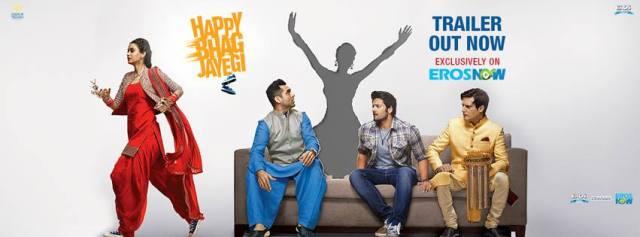 Happy Bhag Jayegi trailer is finally here!