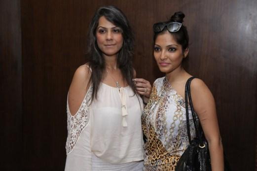 Neha Aggarwal and Radhika Bhardwaj