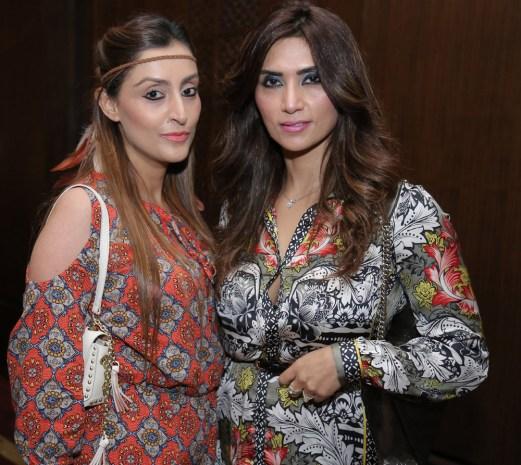 Nupur and Sonali Bhasin