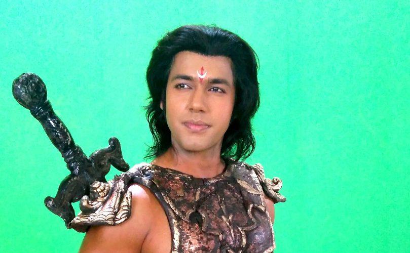 SP as Abhimanyu