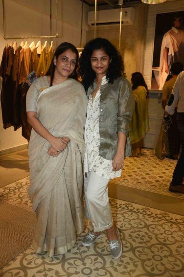 Anavila Misra with Gauri Shinde