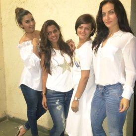 Daisy Shah, Shweta Rohira & Elli Avram