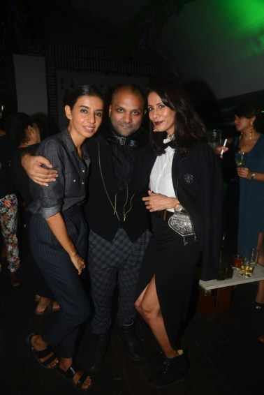 Ekta Rajani, Gaurav Gupta & Kavita Kharayat