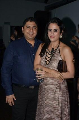 Farrokh Khambata & Dilshad Khambata