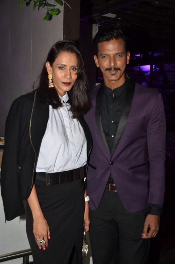 Kavita Kharayat & Sunny Kamble