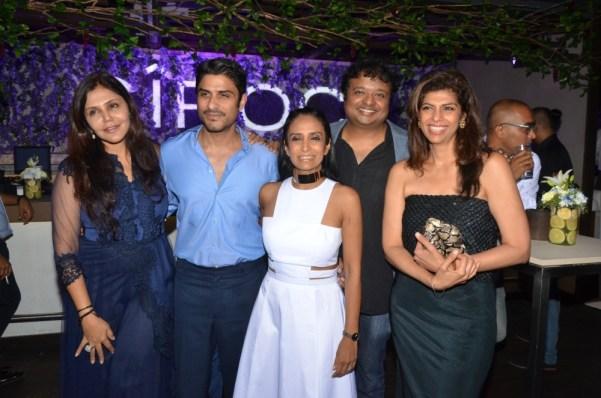 Nisha Jamwal, Vikas Bhalla, Suchitra Pillai, Rj Hrishi Kay & Zeba Kohli