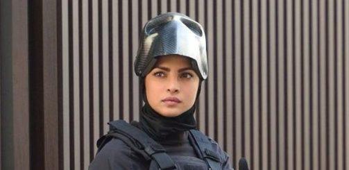 Priyanka Chopra - Quantico Season 2_Look 2