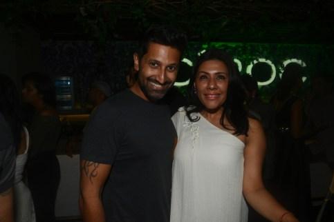 Rij Eappen & Reshma Merchant