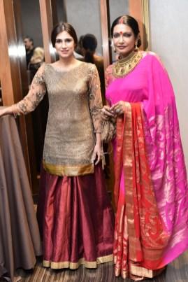 Rina Dhaka and Anjanna Kuthiala