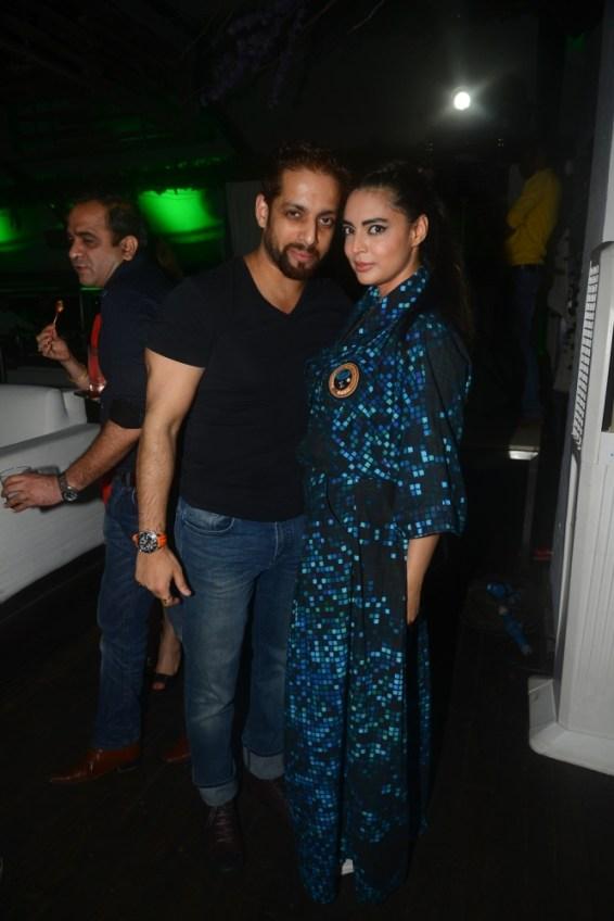 Salil Acharya & Shivya