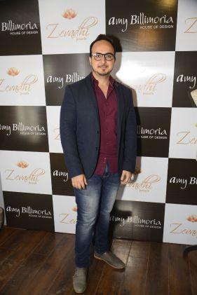 13 Varun Raheja @ Amy Billimoria House of Designer & Zevadhi Jewels Festive Collection launch soiree