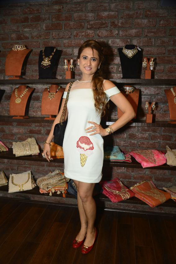 15 Balbir Gandhi @ Amy Billimoria House of Designer & Zevadhi Jewels Festive Collection launch soiree