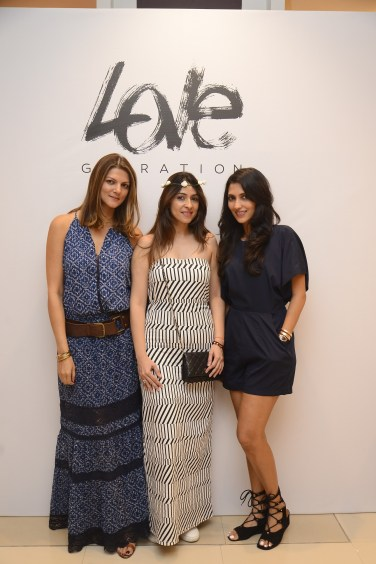 nandita-mahtani-dolly-sidhwan-and-bhavana-pandey-at-the-launch-of-their-label-love-genration-at-shoppers-stop