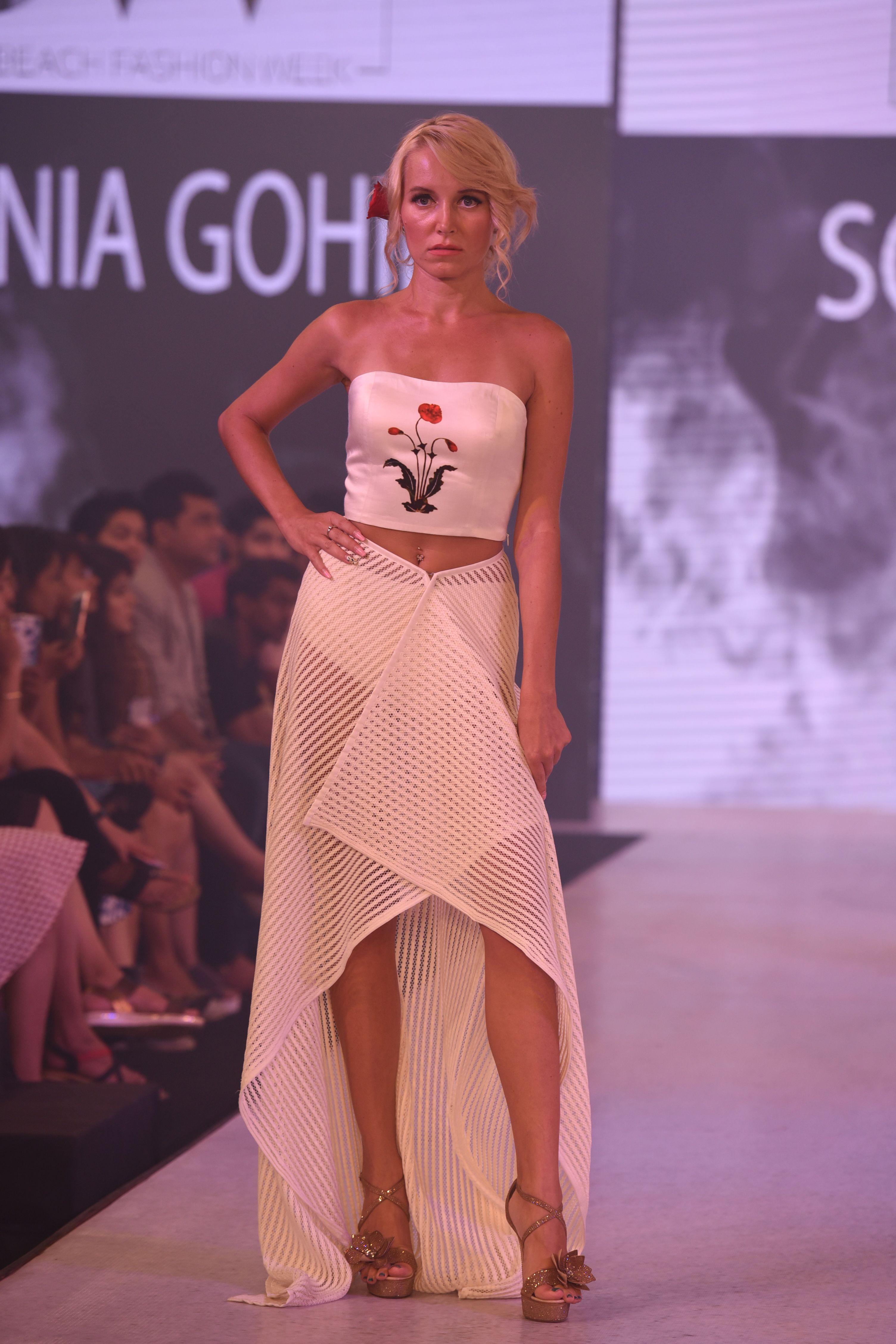 07 Model - Sounia Gohil @IBFW 2017