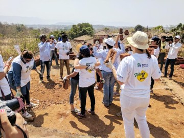 Evelyn Sharma at Habitat - Pic (7)