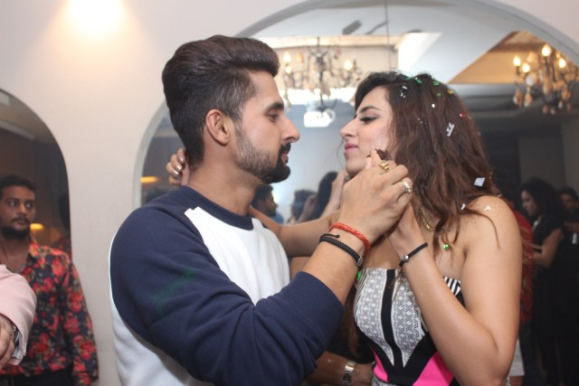 Image result for latest images of ravi dubey with sargun mehta